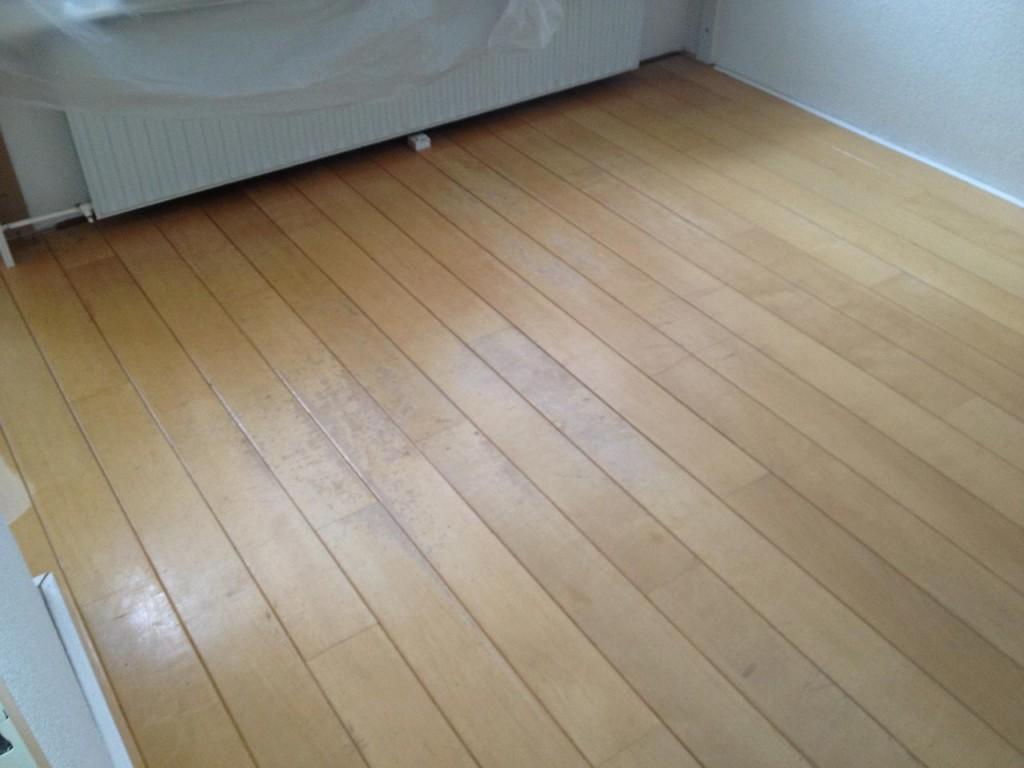 Uw houten vloer weer zo goed als nieuw! de vloerexpert